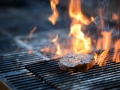 Ben Davies Photo Of Tamworth Grill In Action